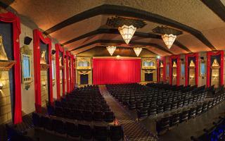 Vista Theatre interior