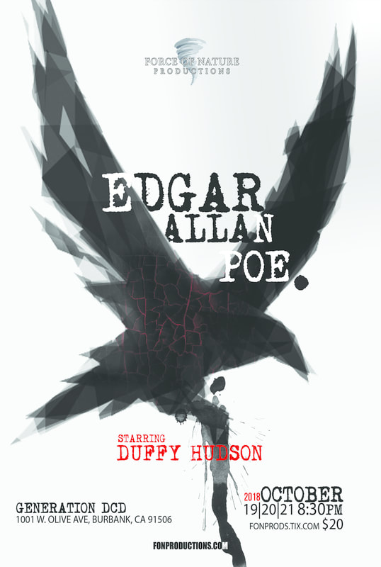 Edgar Allan Poe Force of Nature Productions