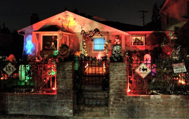 Halloween Music House 3600 Clark Avenue