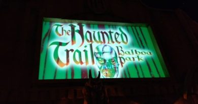 Haunted Trail At Balboa Park Review