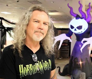 HorroWorld Larry Bones Interview