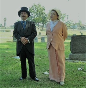 Long Beach Historical Cemetery Tour 2017 Review Doctor and Mrs Price