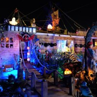 Halloween Odyssey 2018: Burbank Yard Haunts