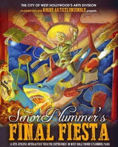 Señor Plummer's Final Fiesta Review poster