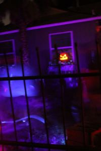 Spooky Hollows yard haunt