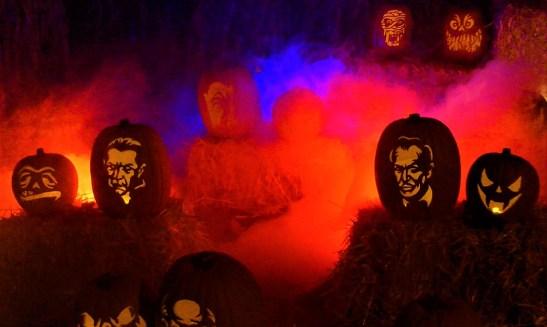 Wicked Pumpkin Hollow 2018 Jack O'Lanterns