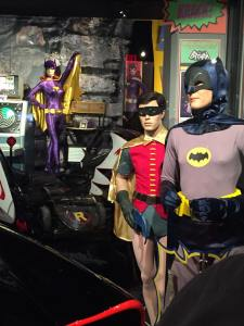 Hollywood Museum Batman '66