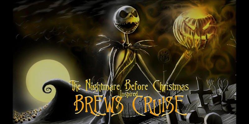 Nightmare Before Christmas Brews Cruise