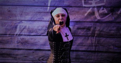 RC Haunted House 2018 Nun B3