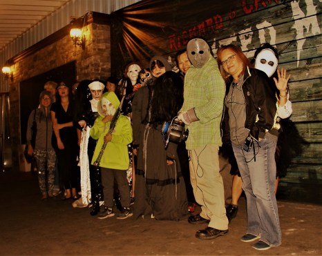 RC Haunted House 2018 group shot F