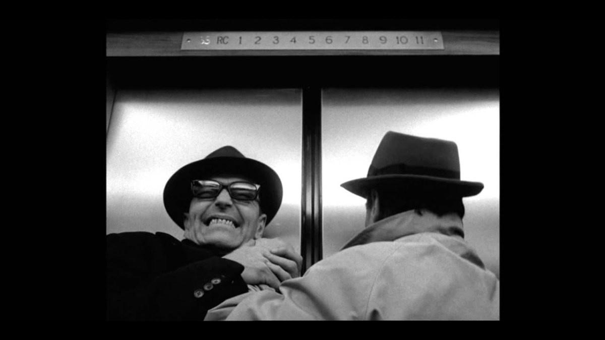 Jean-Luc Godard: Alphaville/Made in U.S.A.