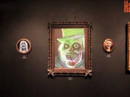 D.W. Frydendall's Haunted Mansion exhibit