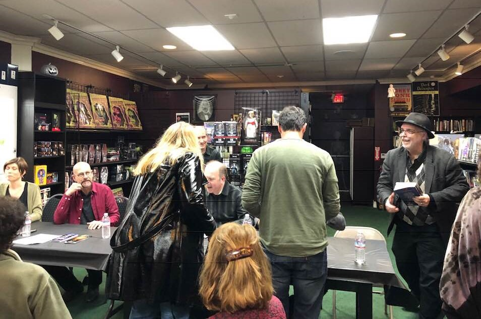 In Brief: Wicked Lit Panel at Dark Delicacies