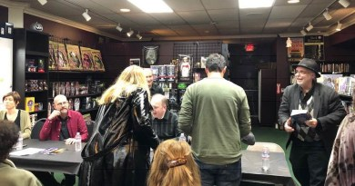 Dark Delicacies Wicked Lit 2019