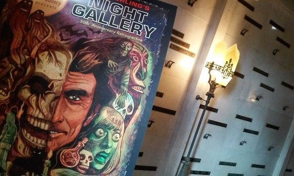 Night Gallery Exhibition revew