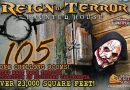 Reign of Terror announces special spring event
