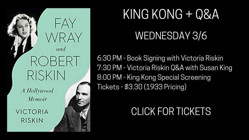 King Kong Book Signing 2019