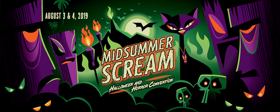 Midsummer Scream 2019
