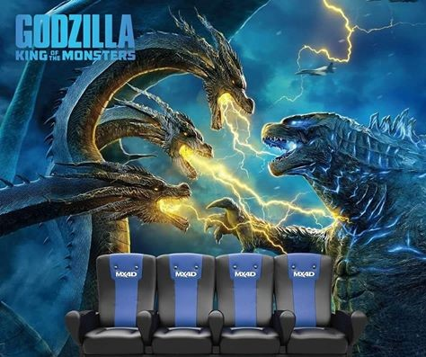 Godzilla King of the Monsters MX4D