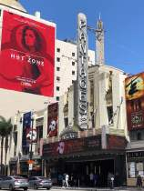 Phantom Pantages 2019 exterior marquee