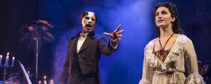 Phantom of the Opera 2019 Touring Production Review