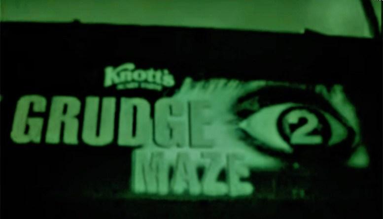 Knott's Berry Farm Halloween Haunt 2006 Grudge 2