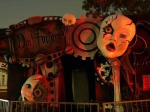 Knott's Scary Farm Doll Factory