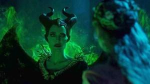 Maleficent 2: Angelina Jolie & Elle Fanning