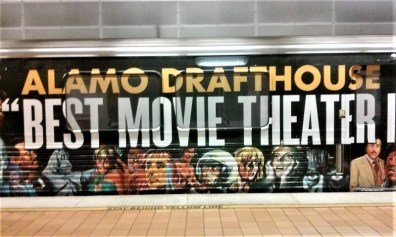 Alamo Drafthouse Metro L.A. Advertisement