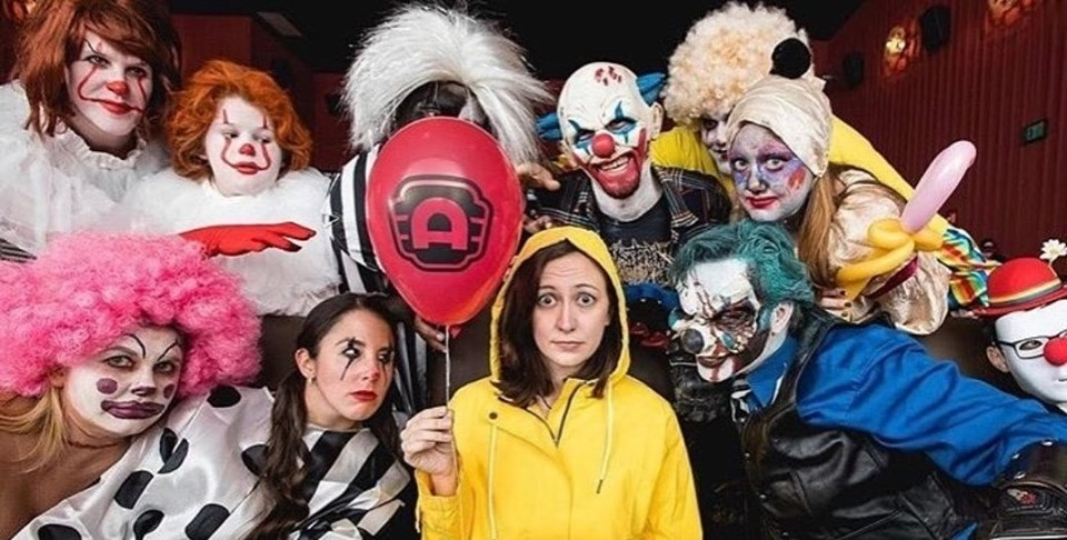Clowns Only IT Chapter 2