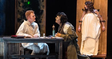 Frankenstein A Noise Within Review