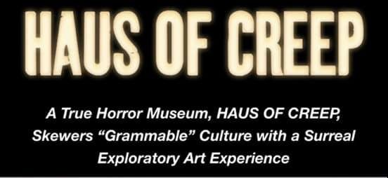 Haus of Creep show times