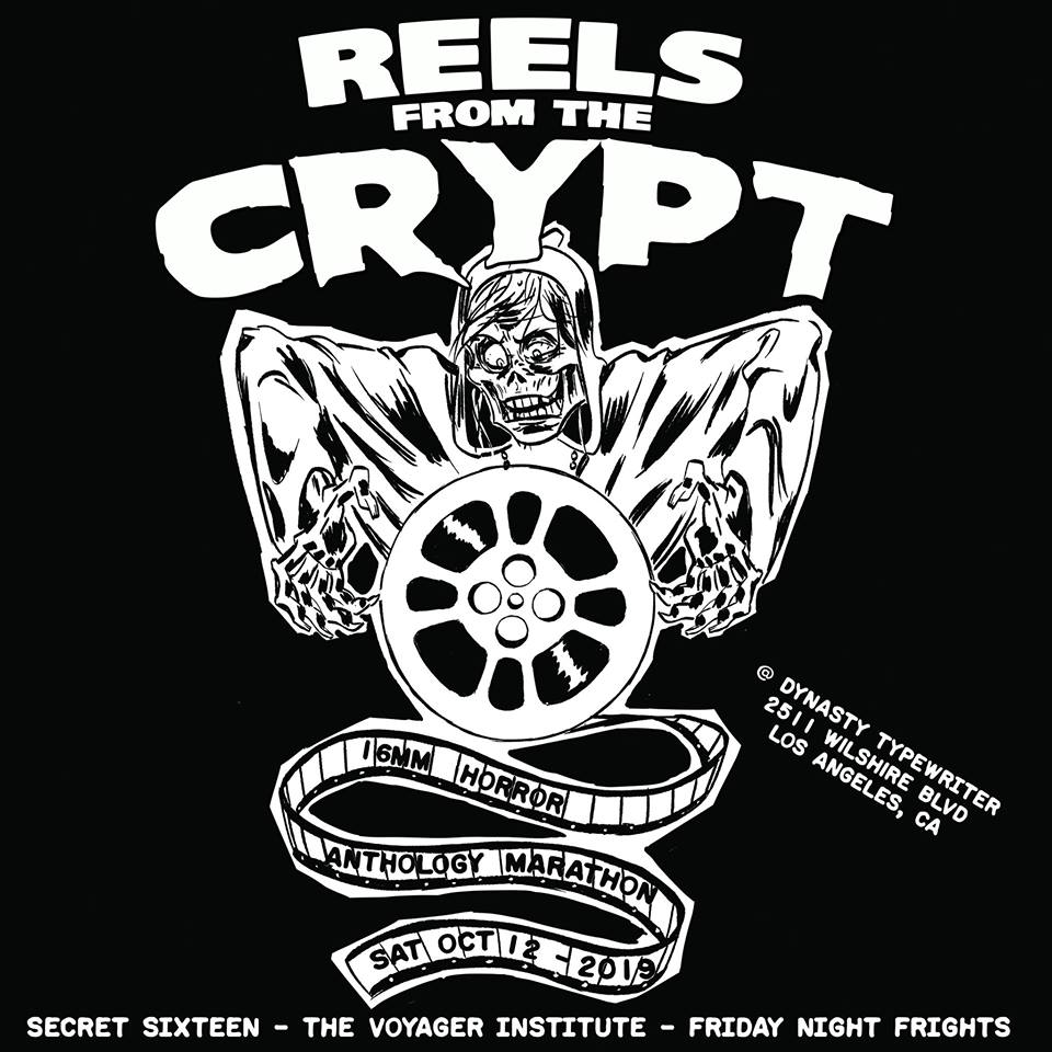 Reels from the Crypt