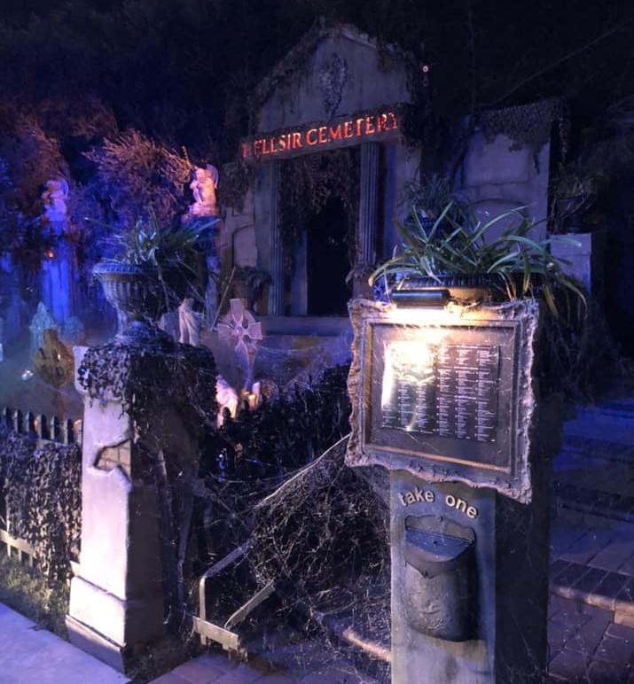 Hellsir Cemetery 1