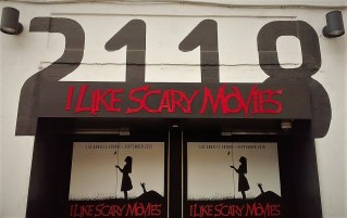 I Like Scary Movies Encore HD Buttercup Building Entrance