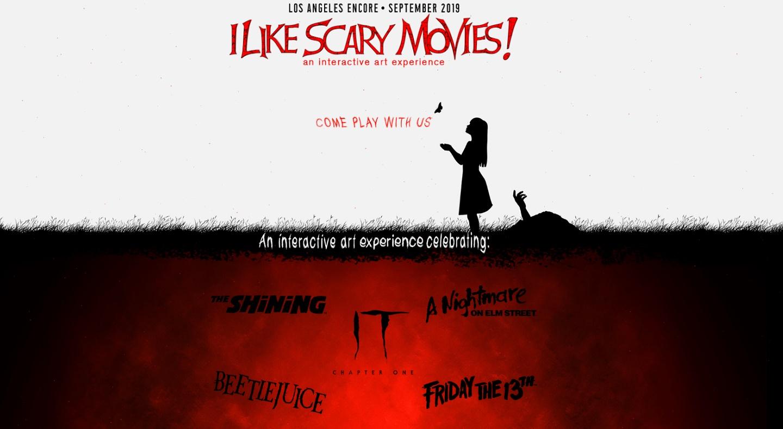 I Like Scary Movies Encore