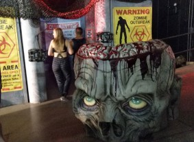 LA Count Fair Zombie Maze Review