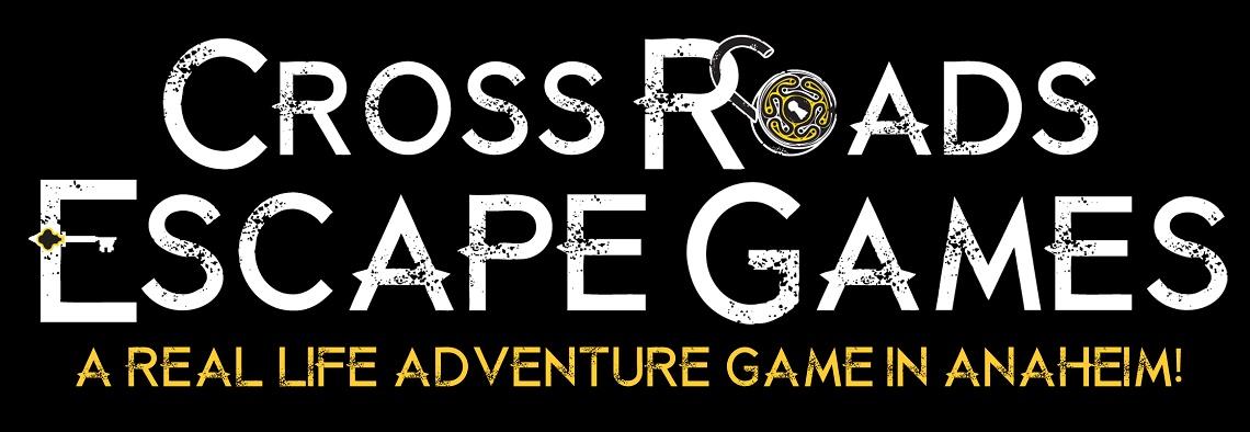 Cross Roads Escape Games venue address contact info