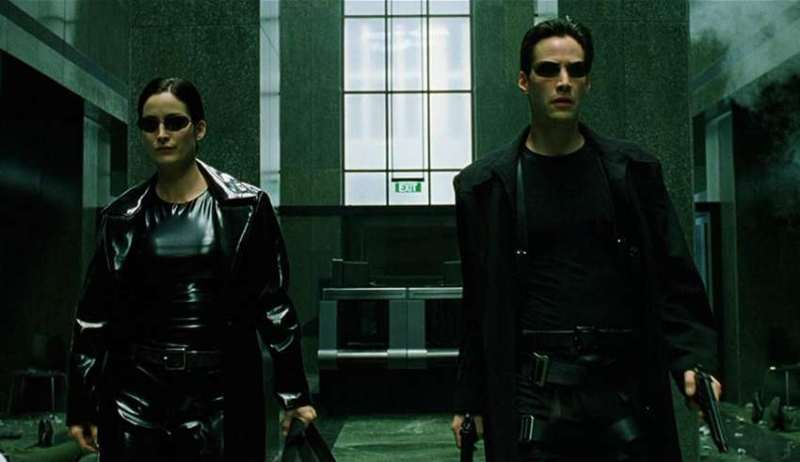The Matrix Review