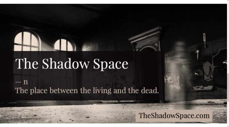 The Shadow Space Interview Shelby Bond