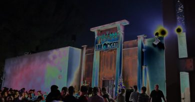 Six Flags Magic Mountain Fright Fest 2019 Review Vault 666 Unlocked