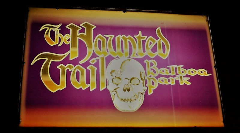 Balboa Park Haunted Trail Review 2019