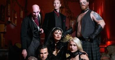 Bite Vampire Halloween Interactive Dinner Theatre