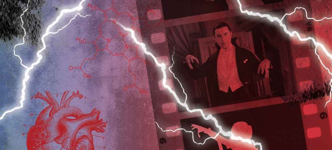 Dracula Fright Nights Science of Scary