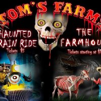 Haunted Tom's Farms: The Farmhouse and The Haunted Train Review