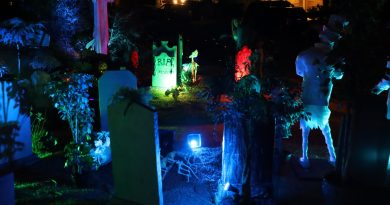 Orange County Yard Haunts 2019