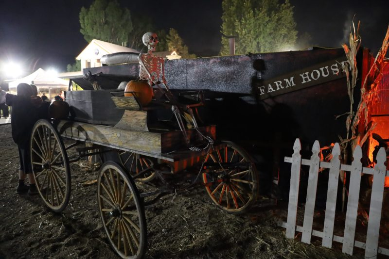 Haunted Tom's Farms 2019 Farm House