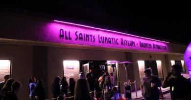 All Saints Lunatic Asylum Halloween 2019 Review
