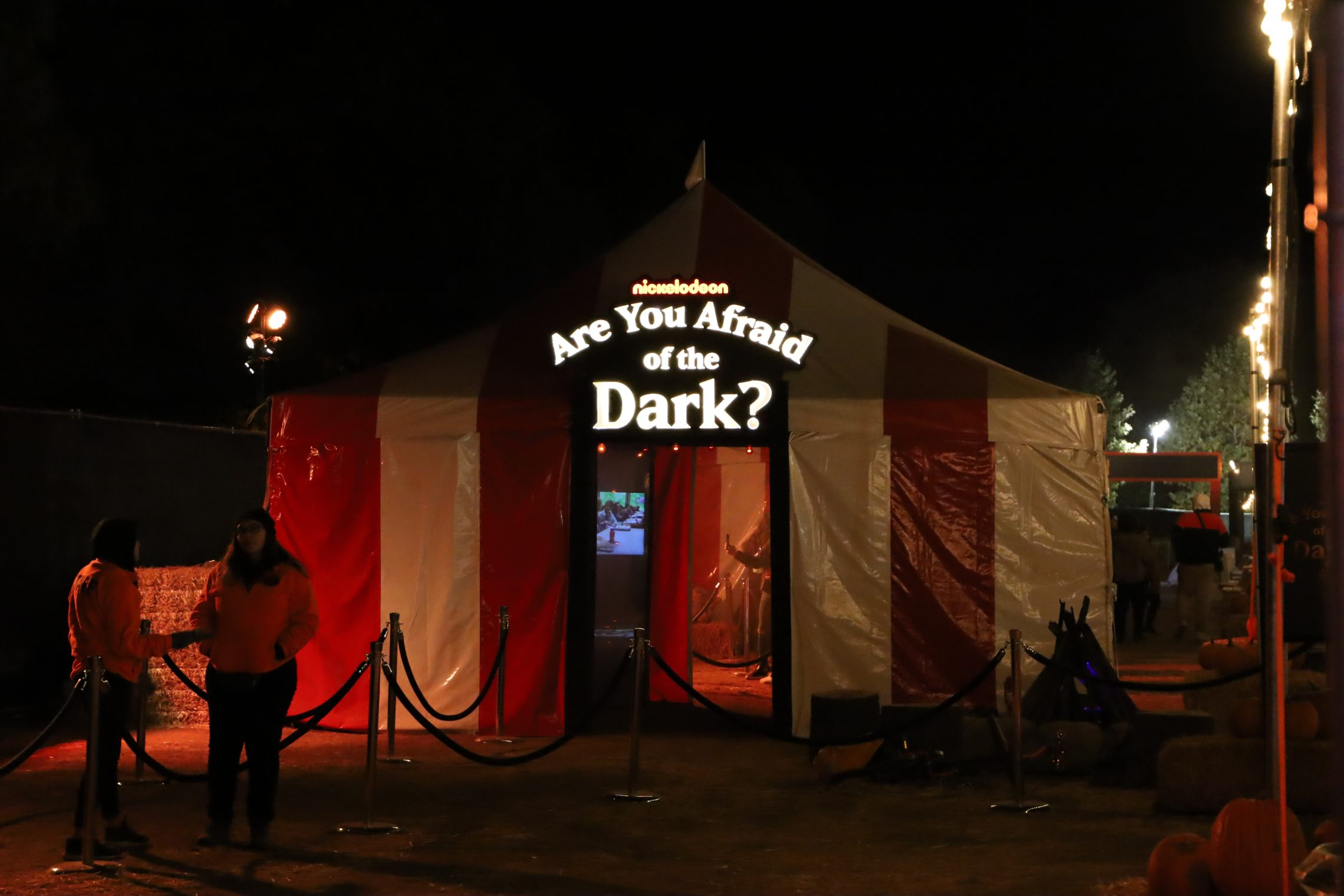 Nights of the Jack: Are You Afraid of the Dark