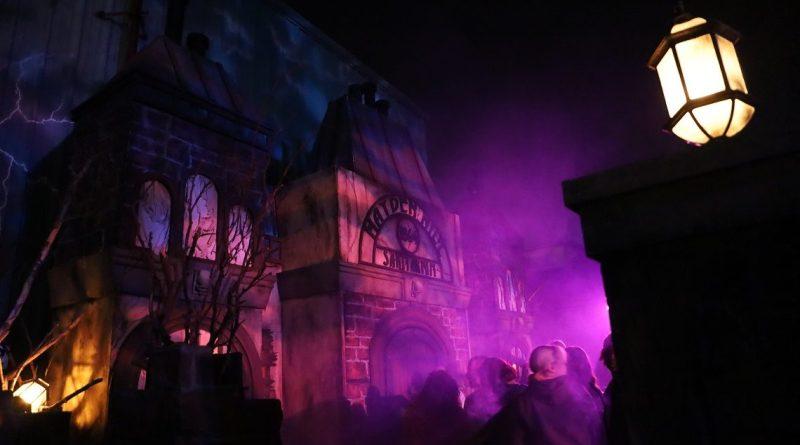 Knott's Scary Farm 2019 Paranormal Inc